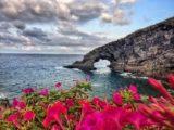 Pantelleria Arco dell'Elefante camperisti
