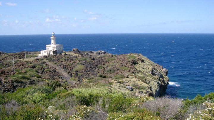 Pantelleria Punta Spadillo camperisti