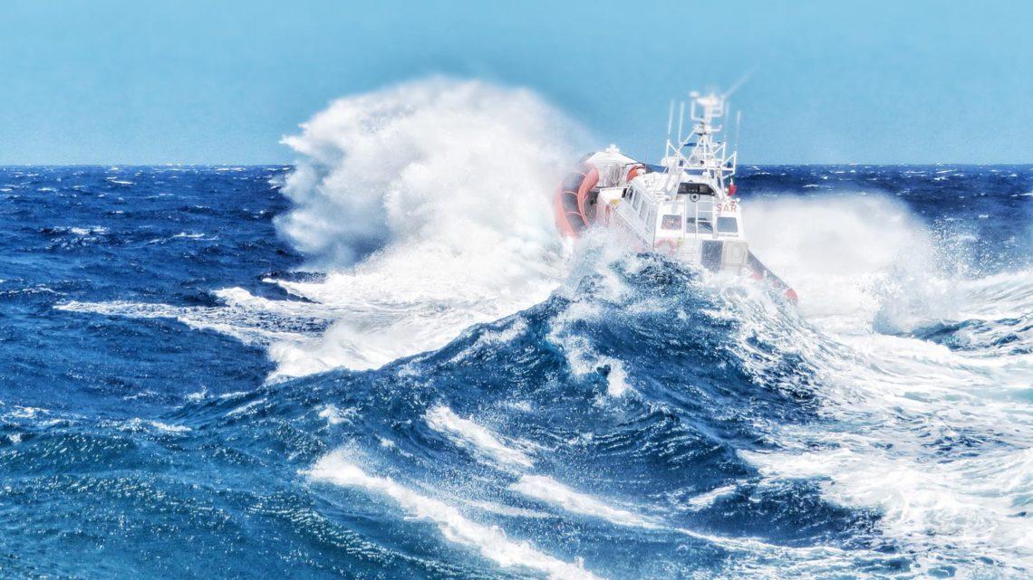 guardia costiera operazione