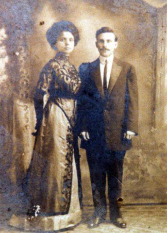 Andrea Salsedo e Maria Petrillo