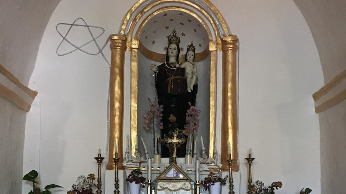 Madonna del Rosario Sibà