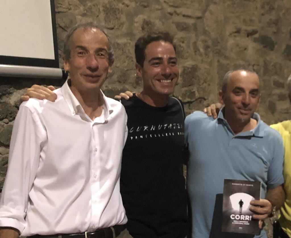 Roberto Di Sante, Simone Parisi, Vincenzo Campo
