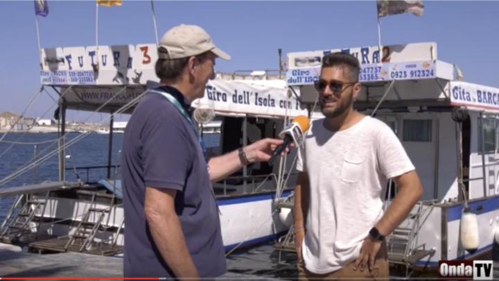 franco perdichizzi donato sirignano ondatv pantelleria panteschi interviste