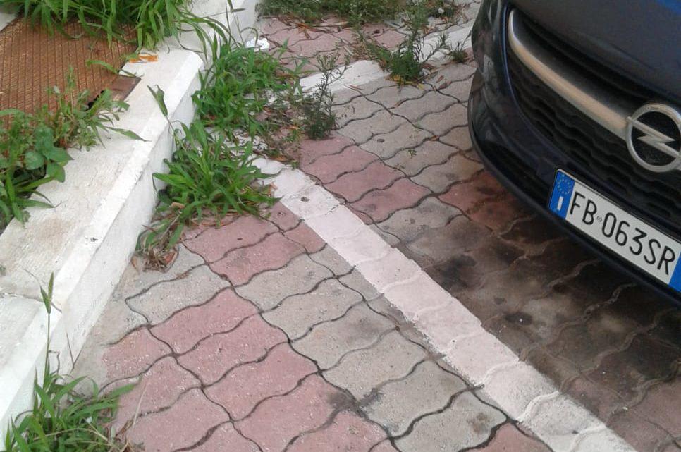 parcheggio comunale via napoli