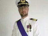 Comandante Antonio Terrone pantelleria