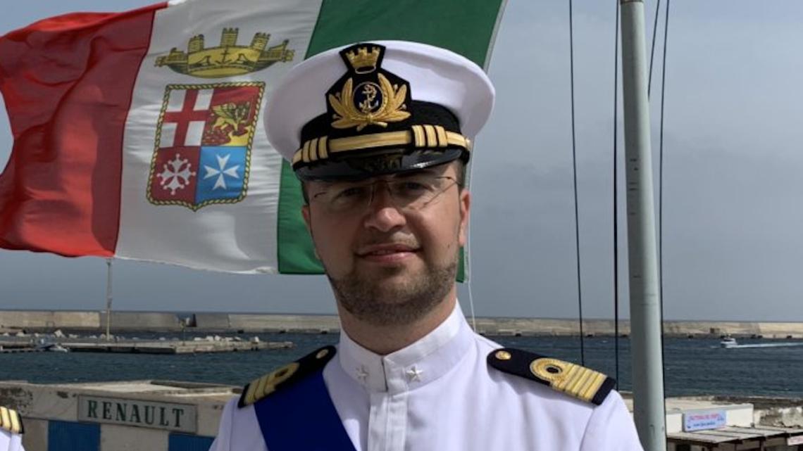 Antonio Terrone Guardia Costiera Pantelleria