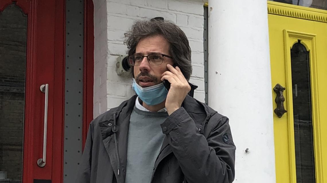 Angelo Parisi