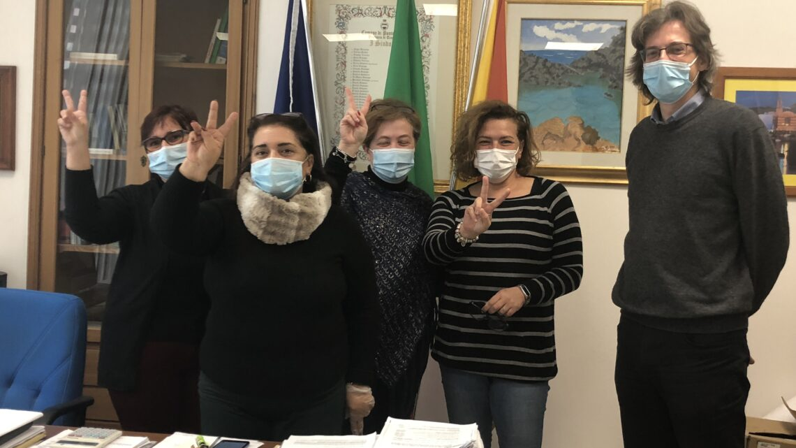 lavoratori ASU Pantelleria