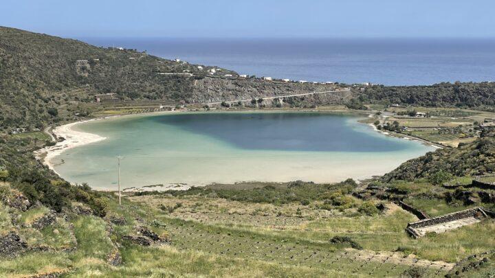Lago di Venere da Bugeber Pantelleria