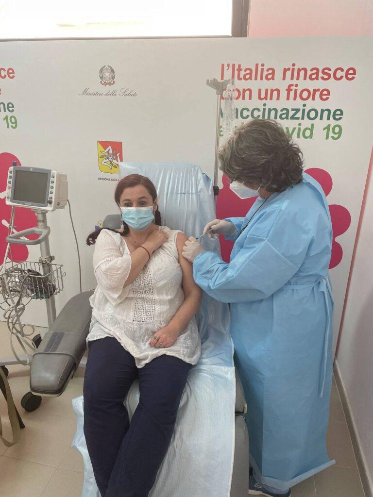L'Assessore Francesca Marrucci si è vaccinata lo scorso 6 maggio