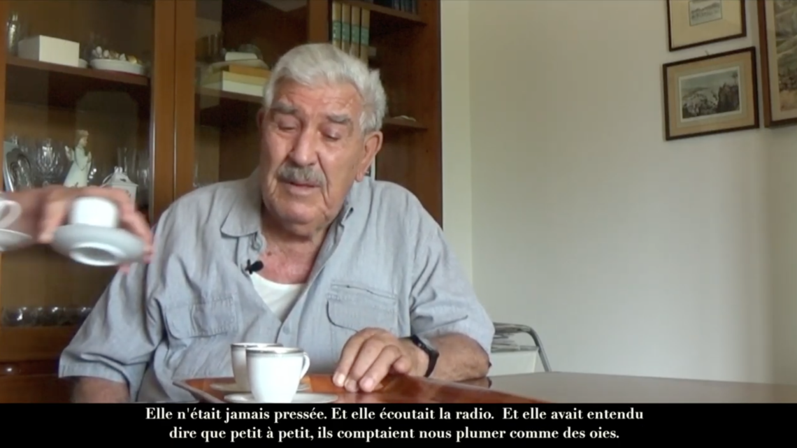 Maccaruni siciliani in tunisia