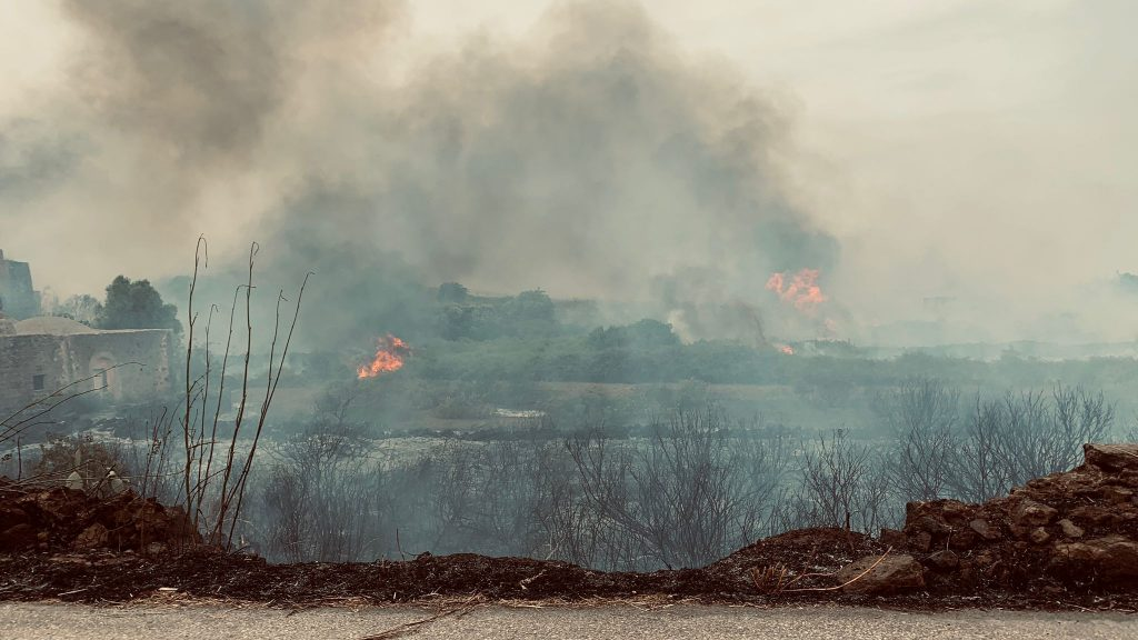 incendio pantelleria