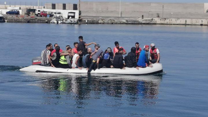 pantelleria immigrati