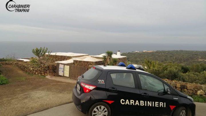 pantelleria carabinieri